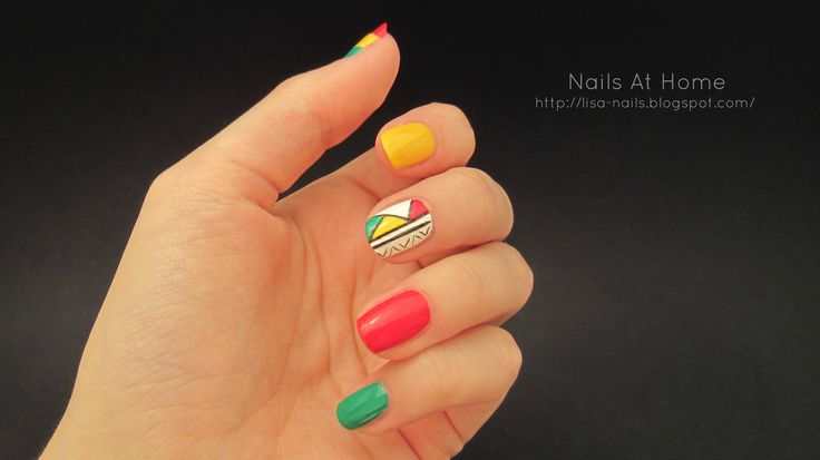 falling in loveDara Falling In Love Nails