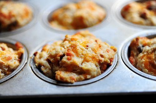 Bacon Onion Cheddar Biscuits | The Pioneer Woman Cooks | Ree Drummond