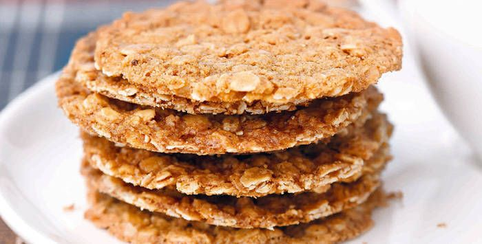 Oatmeal Crisps | Recipes | Yummy.ph - the online source for easy ...