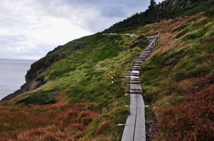 Skerwink Trail, Trinity Newfoundland. Excellent hiking!