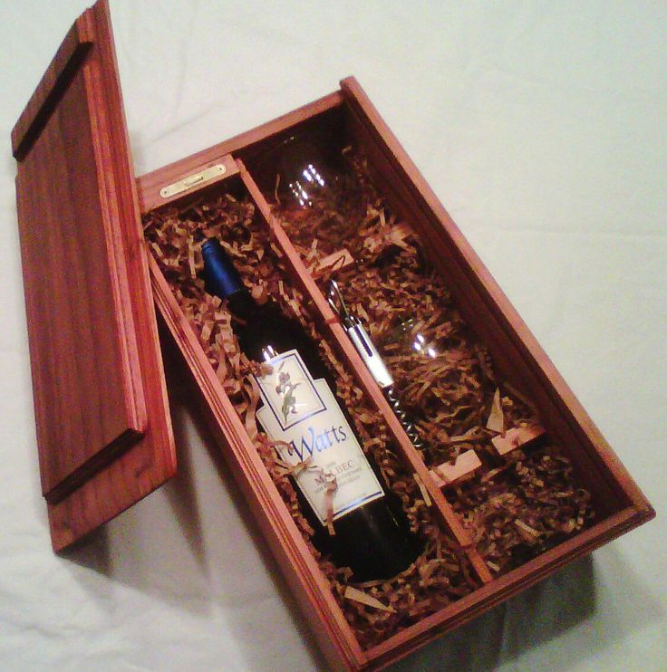 Wedding Gift Box Wine : Engraved, Locking Wedding/ Anniversary Wine Gift Box- made from ...