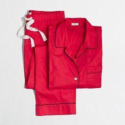 Factory pajama set