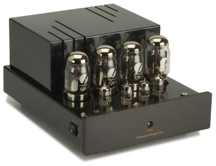 ProLogue Five Stereo Power Amplifier
