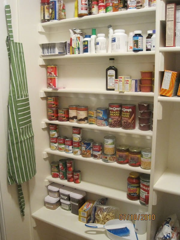 Shallow Shelves For Back Wall Kitchen Pinterest