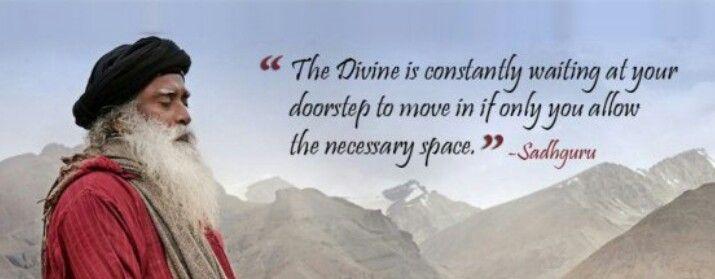 Sadhguru Quotes...