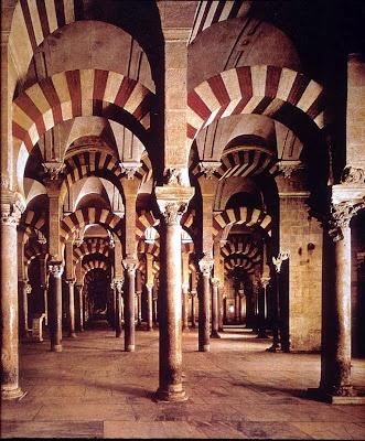 el arte islamico-analisis de la mezquita de cordoba
