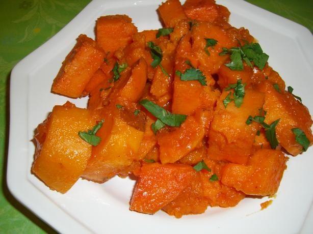 Roasted Sweet Potatoes With Honey-Lime Glaze Recipe Paleo