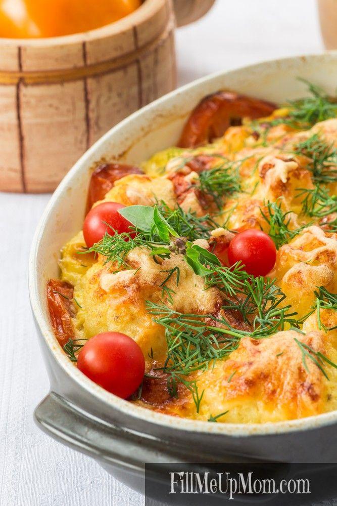 Creamy Au Gratin Potatoes | Potato addiction! | Pinterest