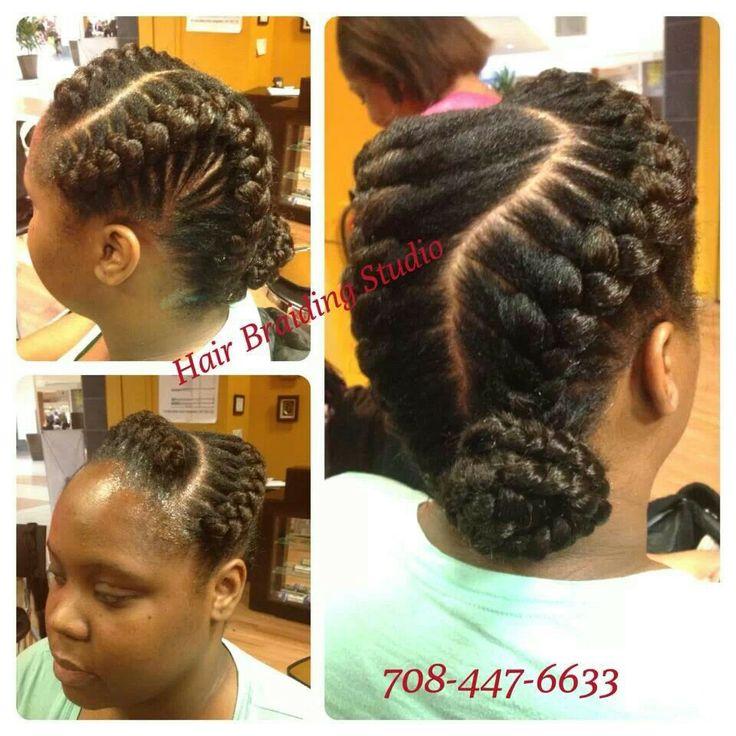 under braids hairstyles : Under Braids Hair Style Picture hairstylegalleries.com