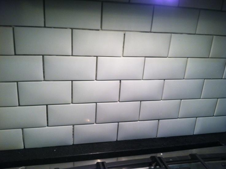 pillowed subway tile olson pinterest