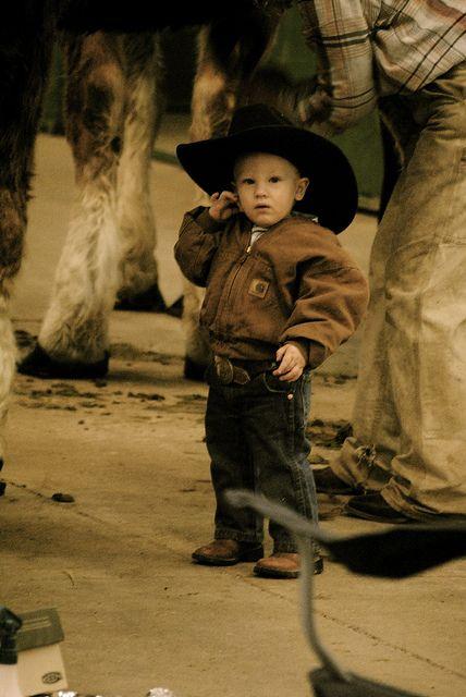 little Cowboys   Little Cowboys 'n Cowgirls   Pinterest