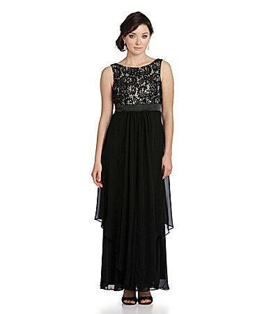 Lacebodice dress dillards mother of bride outfit pintere