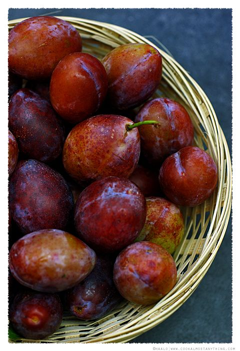 Sugar Plums | Recipes for Fresh Fruits | Pinterest