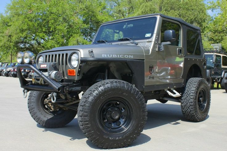 Pin by Select Jeeps on Custom Wranglers