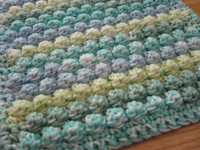 Chubby Nubby Dish Cloth/Wash Cloth Crochet Pattern pattern by Laurie ...