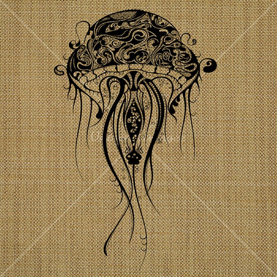 Digital image octopus tribal tattoo for t shirts by ...