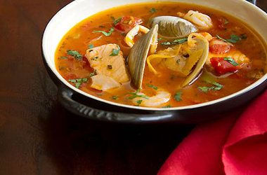 The Best Fish Soup I Know | Food & Drink | Pinterest