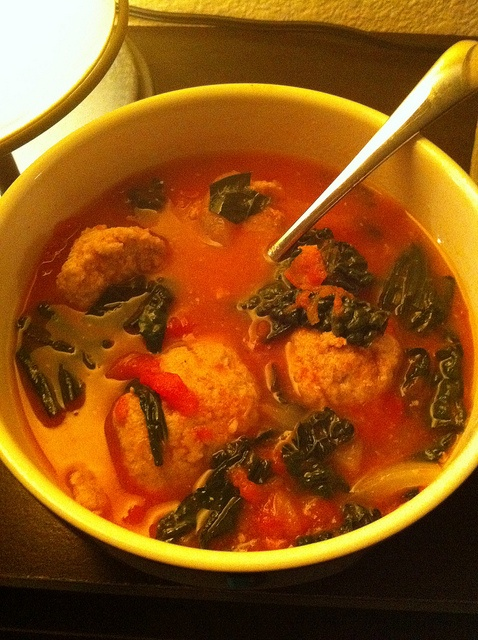 Light Italian Wedding Soup ... 101 Healthy Recipes ... #soup #food # ...