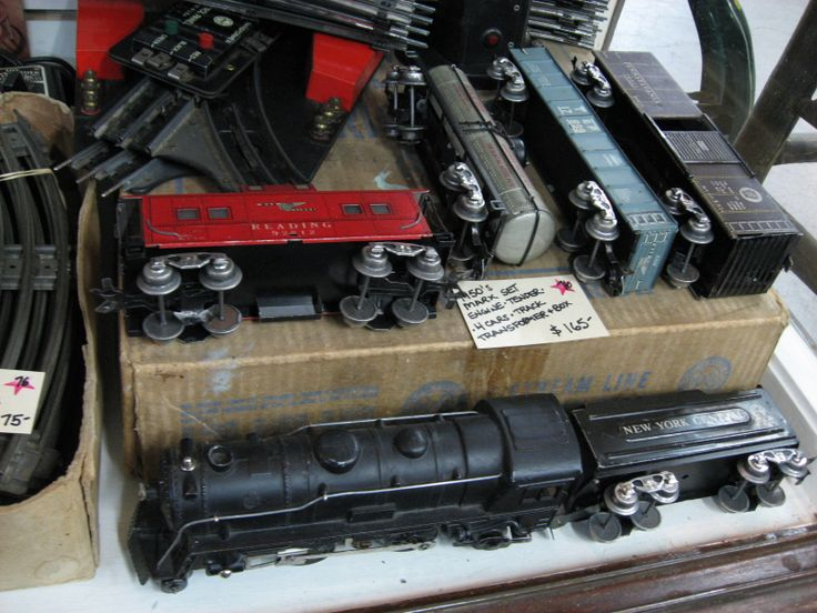 Train sets portland oregon news