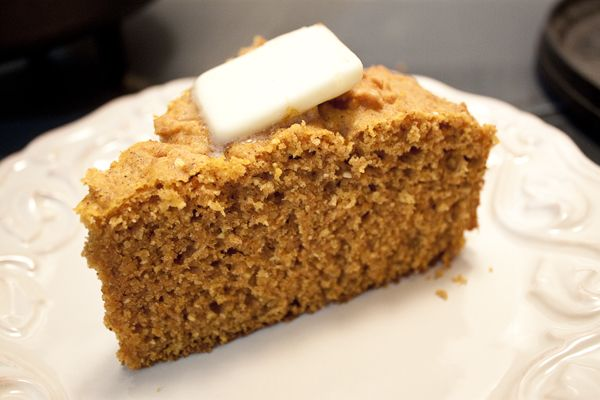 Pumpkin Corn Bread- Gluten free | Recipes to try | Pinterest