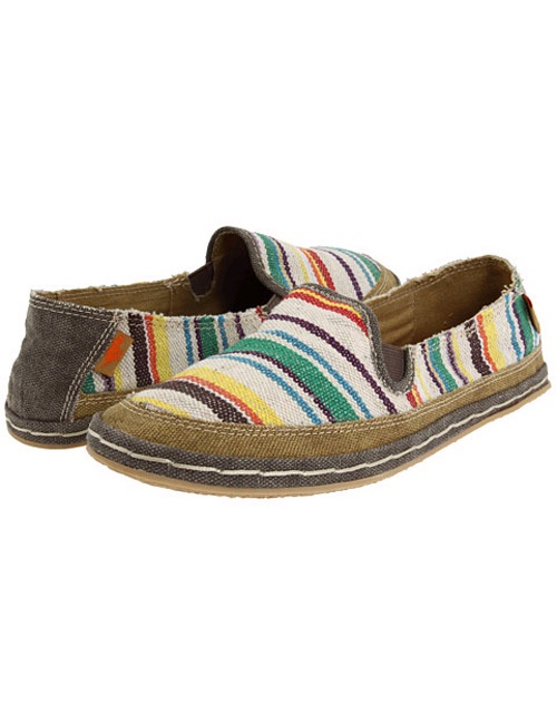Rocket Dog Wheelie canvas slip-on