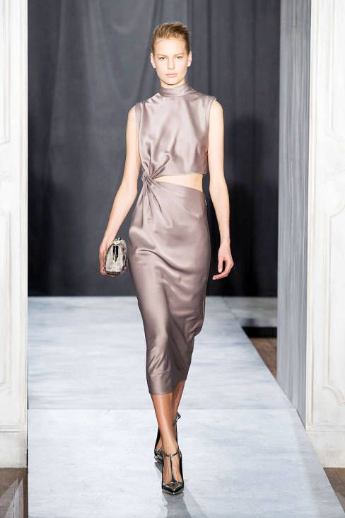 Jason Wu Fall 2014: See Every Look From the Effortlessly SleekCollection Jason Wu Fall 2014: See Every Look From the Effortlessly SleekCollection new foto
