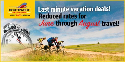 last minute travel deals for july 4th