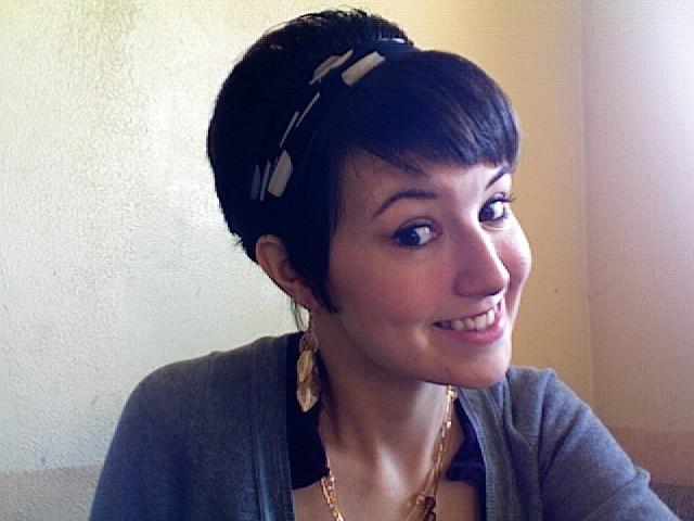 Zombie Hairstyles For Short Hair : short hair
