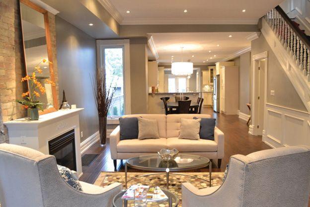 Open Concept Living Room Home Ideas Pinterest