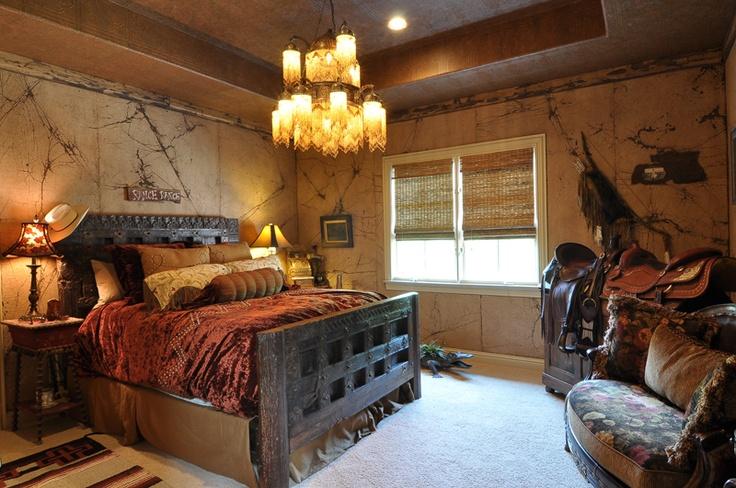 Cowboy Bedroom RSVP Design Services RSVP Design Services Work Pin