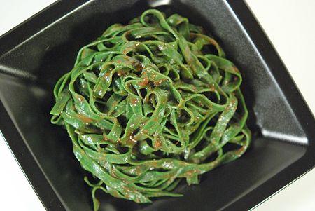 ... nettles to make this nettle pasta from Hunter Angler Gardener Cook