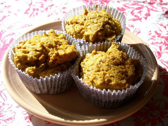 Vegan Pumpkin Zucchini Muffins | Recipes: Breads and Muffins | Pinter ...
