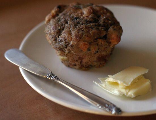 Modern Muffins from a Vintage Book - Pinch My Salt