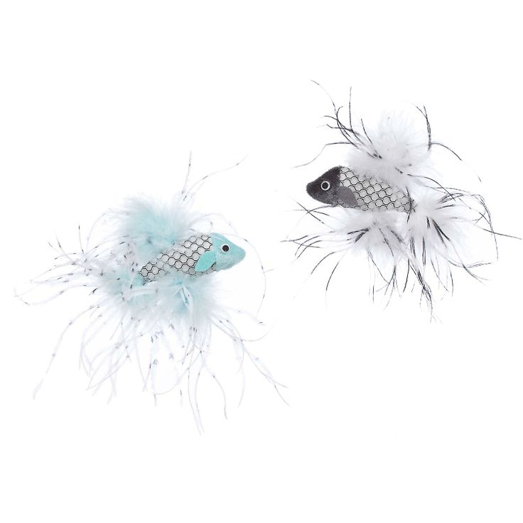 Petco feathered fish cat toy with catnip my pet for How much are fish at petco