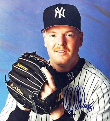 Jeff Nelson, Pitcher | New York Yankees 1951-2000 | Pinterest