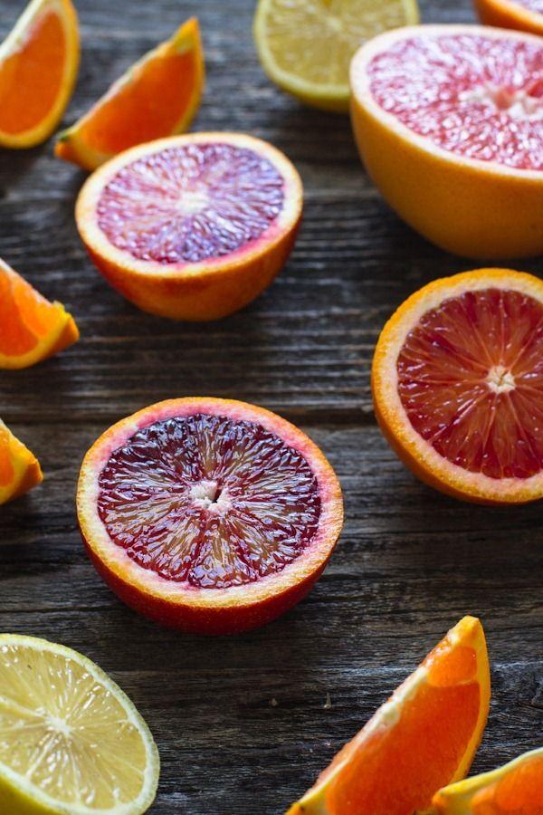 citrus sangria | Blame it on the A-A-Alcohol | Pinterest