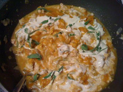 Pumpkin Sage Penne | Recipes | Pinterest