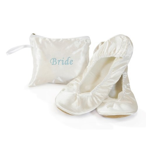 Cathy'S Bride White Ballet Shoes, 9/10 Large by Cathy's Concepts, http