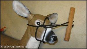 DIY deer drag