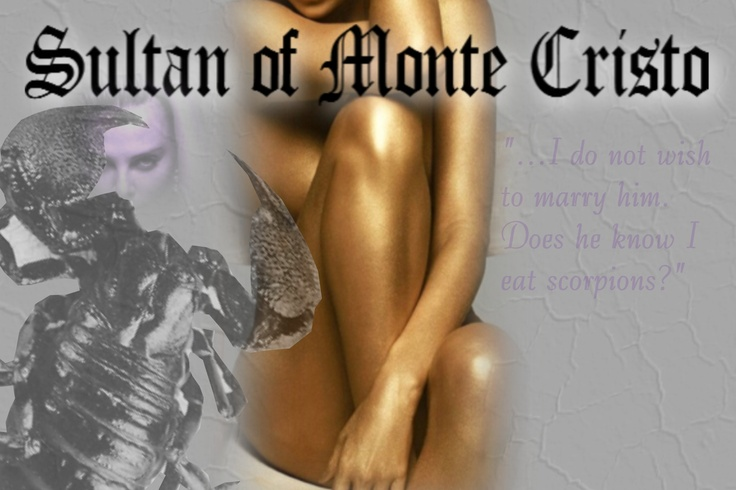 Fierce. Just. Fierce. Shall I say more? One's thoughts need not wander longer, as the Sultan of Monte Cristo unfolds this foresight in the same spirit of Alexandre Dumas, creating a hunger and thirst to read. Available on Amazon, Barnes & Noble and Xlibris.