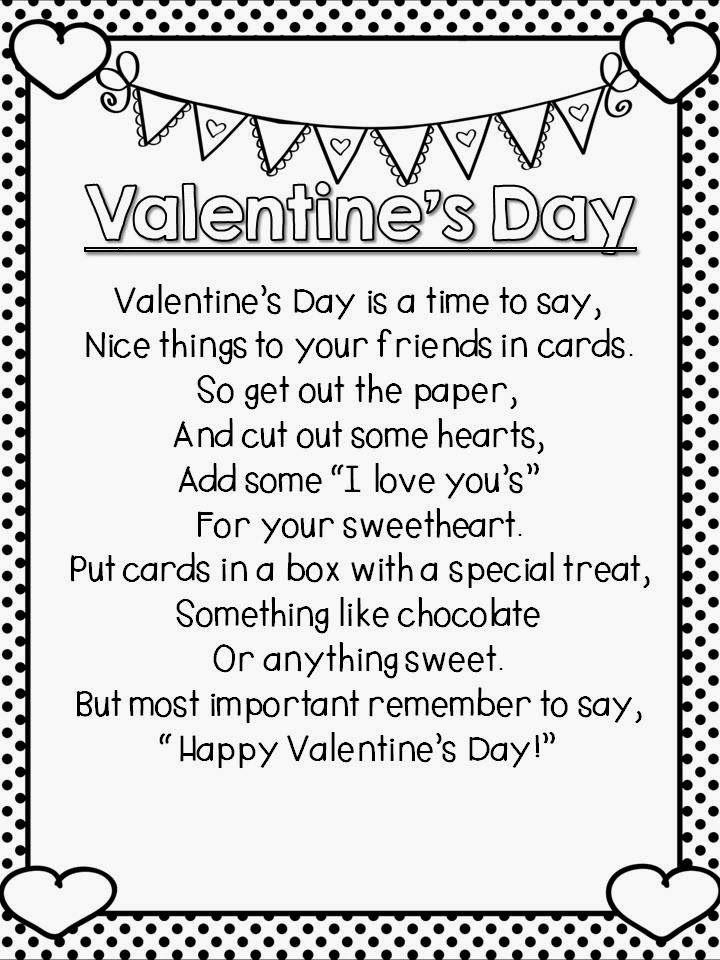 valentine poetry activities