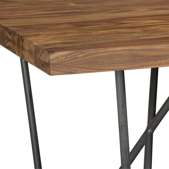 Dylan 36x53 Dining Table In Dining Tables CB2