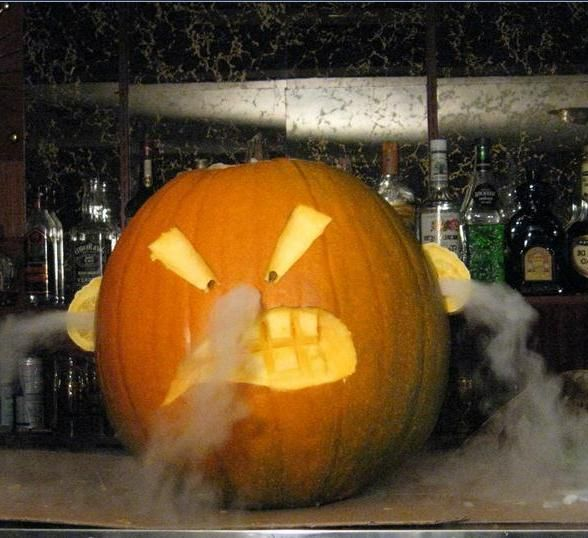 funny pumpkin carving ideas easy spooky pinterest