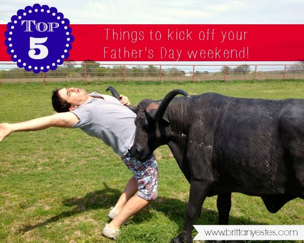 father's day weekend in 2015