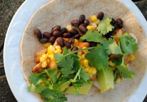 Cilantro lime tilapia tacos | lifestyle | Pinterest
