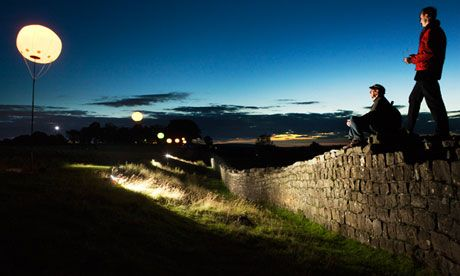 B And B Along Hadrian's Wall When William Hutton of Birmingham walked along Hadrian's Wall in 1801 ...