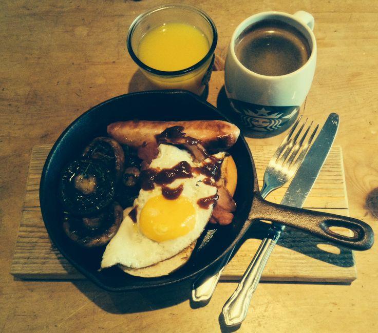 ... mushroom and bacon breakfast skillet mushroom and bacon breakfast