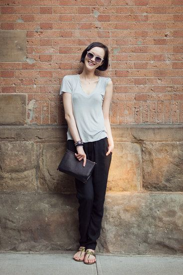 This is what classic Summer style looks like – minimalist and totally wonderful