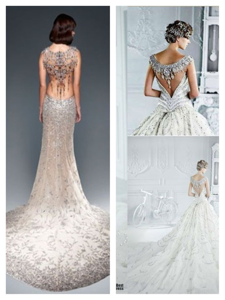 33+ Swarovski crystal white wedding dress info
