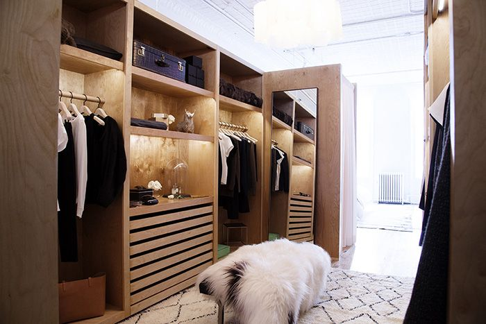 Am nager son dressing walk in closet pinterest for Amenager son dressing